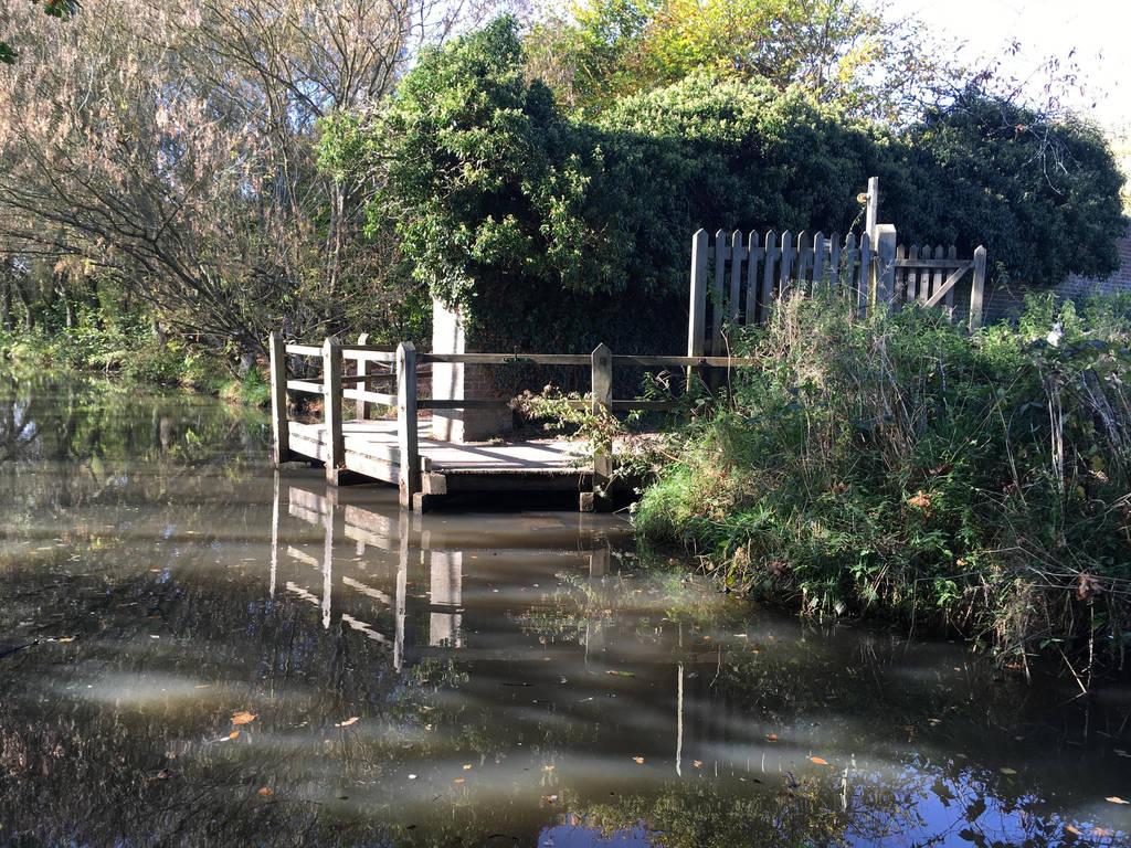 IMG 1319 Groombridge Place Gardens by wintersmagicstock
