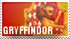 Gryffindor Stamp by PeppersStamps