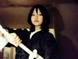 Rukia by The-White-Moon