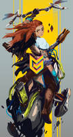 HZD Aloy by Ginkgosan