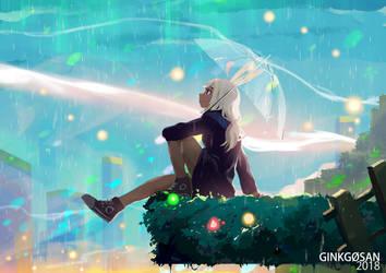 Magic Landscape by Ginkgosan