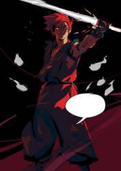 Blaze 02 by Ginkgosan