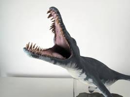 Pliosaurus macromerus 3 by Thomasotom
