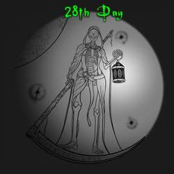 2015 Halloween Day 28 B by JaeDub003