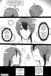 Akio's weakness by aquamista
