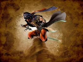 Prince of persia by Spankye
