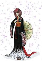 kimono by tenshiamanda
