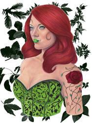 Poison Ivy by MattSimas