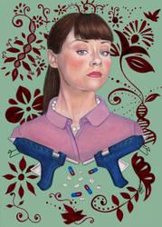 Alison Hendrix by MattSimas