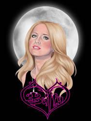 Buffy The Vampire Slayer by MattSimas