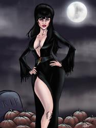 Elvira by MattSimas