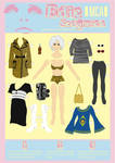edie sedgwick: paper-doll. by fish-popsicle