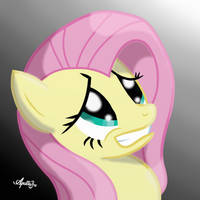 Begging Fluttershy -Please don't be mad at me!!!- by ApolloBroDA