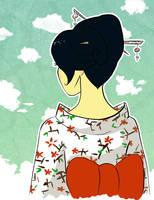 Japan by Evychan