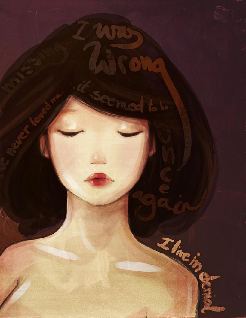 The Broken Doll by Evychan