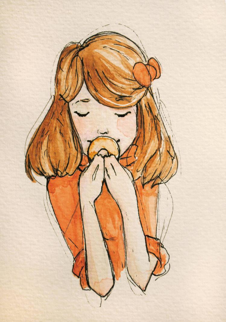 Oishii by Evychan