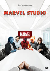 Marvel Studio Meeting by hemison
