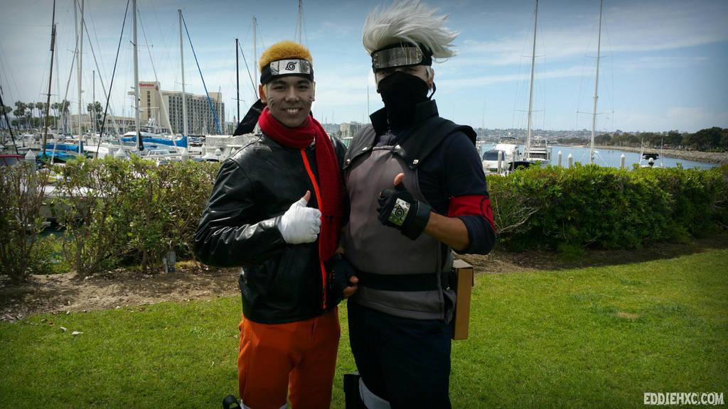 Kakashi 6th Hokage Naruto Cosplay By Eddiehxc