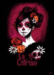 La Catrina by Cabycab