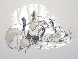 Cuddles by Cabycab