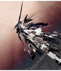 Pierce the heavens by stjh-nyan