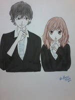 ao haru ride by dinasaher