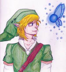 The Legend of Zelda: Link by Amara-Rose
