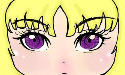 Her eyes by Amara-Rose