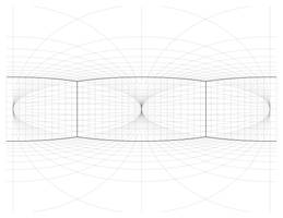 Four Point Perspective Grid by JohnColburn