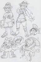 DZCS: Zoner Team Concept by BlueIke