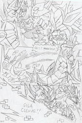 DZTamers: Second Coming of Jesmon by BlueIke