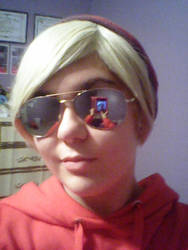 Dave Strider by Snowstorm1776