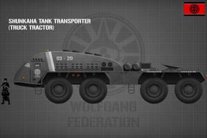Shunkaha Tank Transporter by KevinTinierme