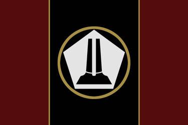 Oflorian Empire Flag by KevinTinierme