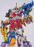 seeker team request: SKYRIPLORD, seeker combiner by kishiaku