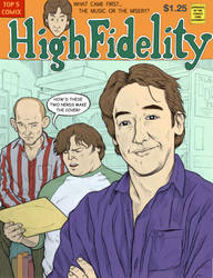 High Fidelity by jujucobb