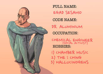 Dr. Aluminum by jujucobb