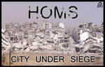 homs...city under siege by abdulrahman-romano