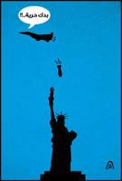 Want  freedom...!!!?? by abdulrahman-romano