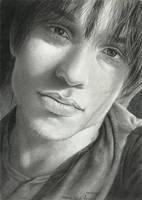Self Portrait by Marcusrafaelft