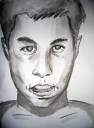 My self portrait by mortichro