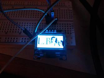 a test on a arduino mega by LightDelablue