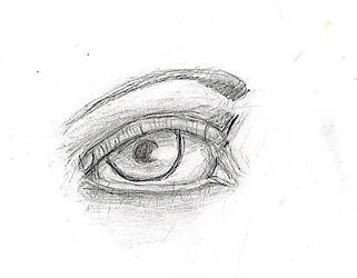 eye by kimsaysdie