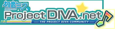 ProjectDIVA.NET Logo v3 HQ by olivaaa