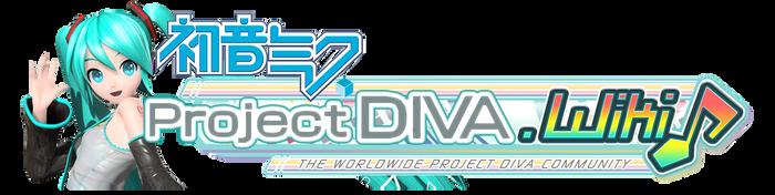 ProjectDIVA.Wiki Logo v16 - Future Tone HQ by olivaaa
