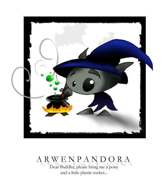 arwenpandora's Profile Picture