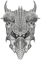 Pantheon Mask by git777
