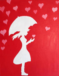 Raining Hearts by Apashi8