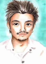 Portrait by Apashi8