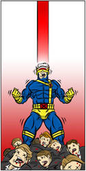 cyclops x men by Dutch-DeVries